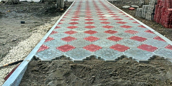 Тротуарная плитка Нижний Тагил